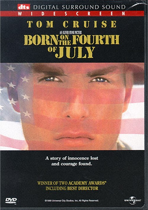 Born On the Fourth Of July (DTS)