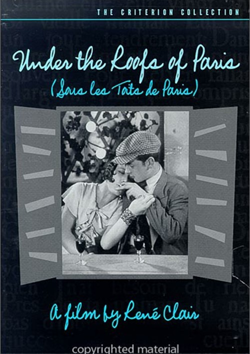 Under The Roofs Of Paris: The Criterion Collection
