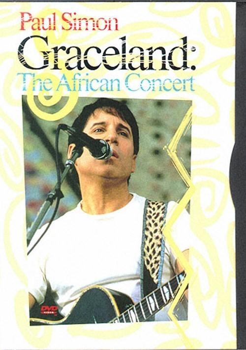 Paul Simon: Graceland: The African Concert