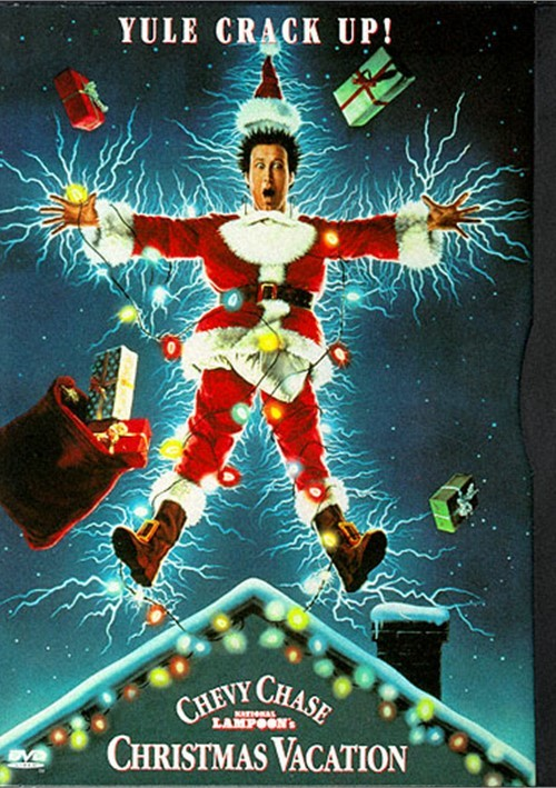 National Lampoon's Christmas Vacation (DVD 1989)