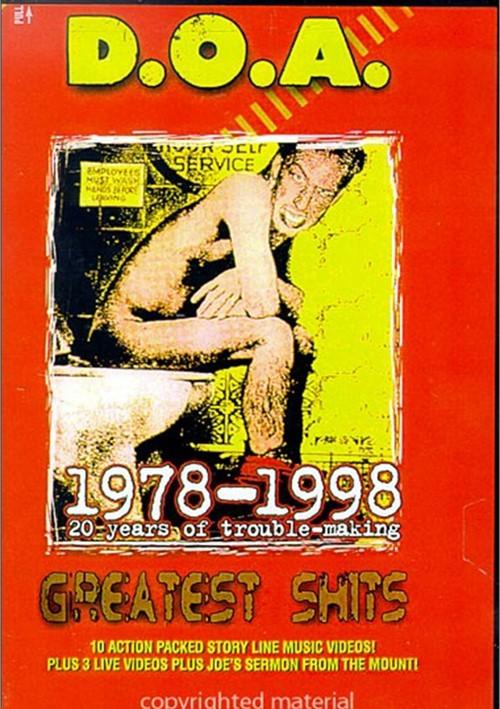 D.O.A.: Greatest Shits - 1978-1998