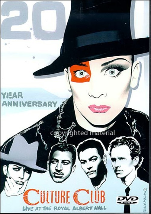 Culture Club: 20th Anniversary Concert - Live At The Royal Albert Hall