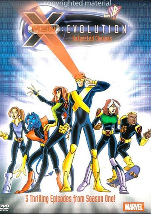 X-Men: Evolution - UnXpected Changes