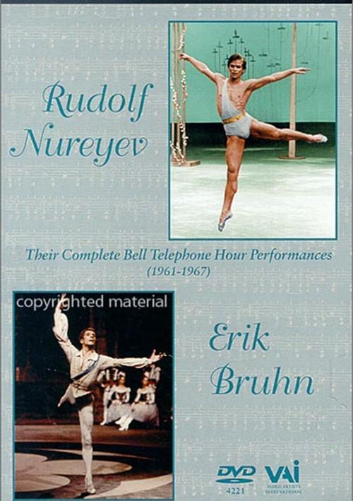 Rudolf Nureyev / Erik Bruhn: Their Complete Bell Telephone Hour Performances 1961-1967