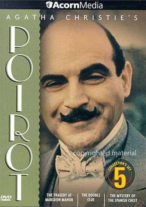 Agatha Christies Poirot: Collectors Set 5