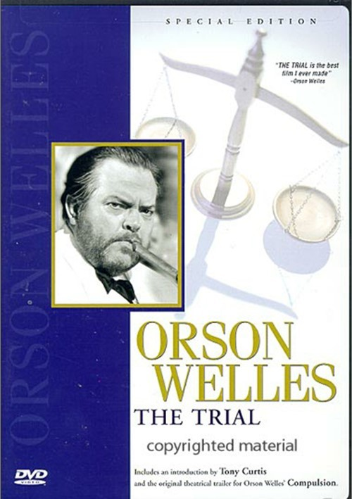 Orson Welles: The Trial