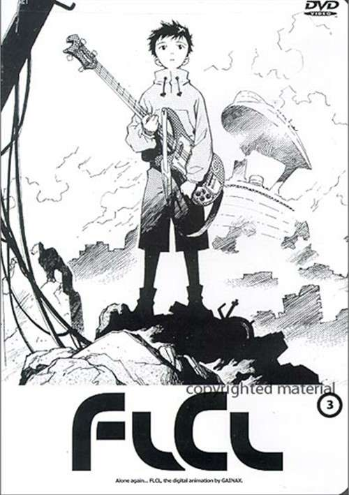 FLCL (Fooly Cooly): Volume 3