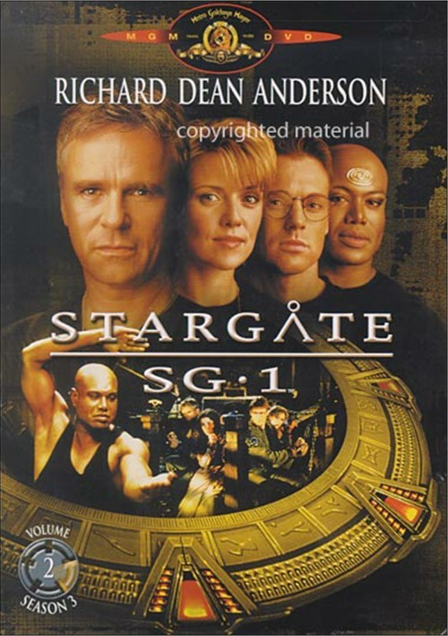 Stargate SG-1: Season 3 - Volume 2