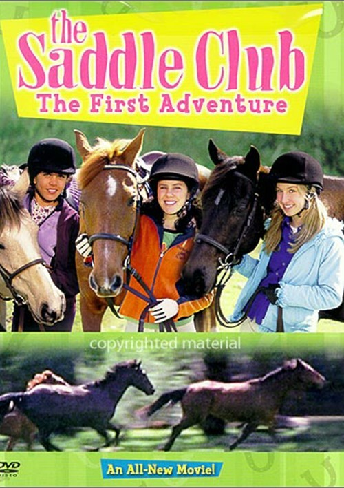 Saddle Club, The: The First Adventure