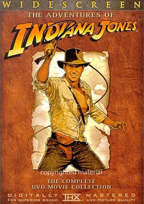 Adventures Of Indiana Jones, The (Widescreen)