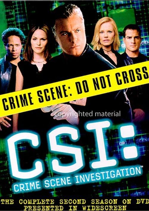 CSI: Crime Scene Investigation - The Complete Second Season