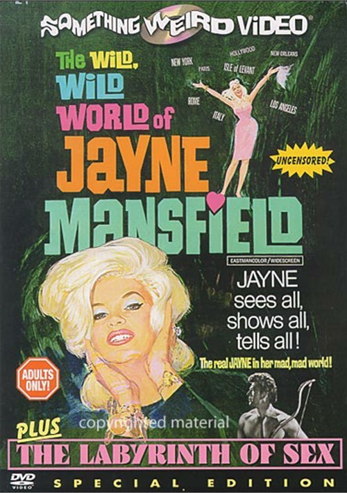 Wild, Wild World Of Jayne Mansfield, The / The Labyrinth Of Sex (Double Feature)