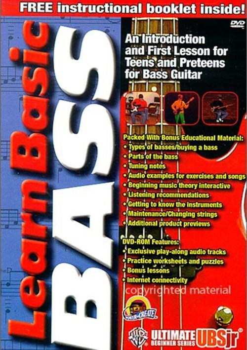 Ultimate Beginner Series JR: Learn Basic Bass