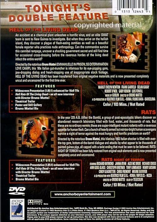 cave of newtmonkey: Rats: Night of Terror (1984)
