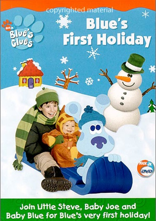 Blues Clues: Blues First Holiday