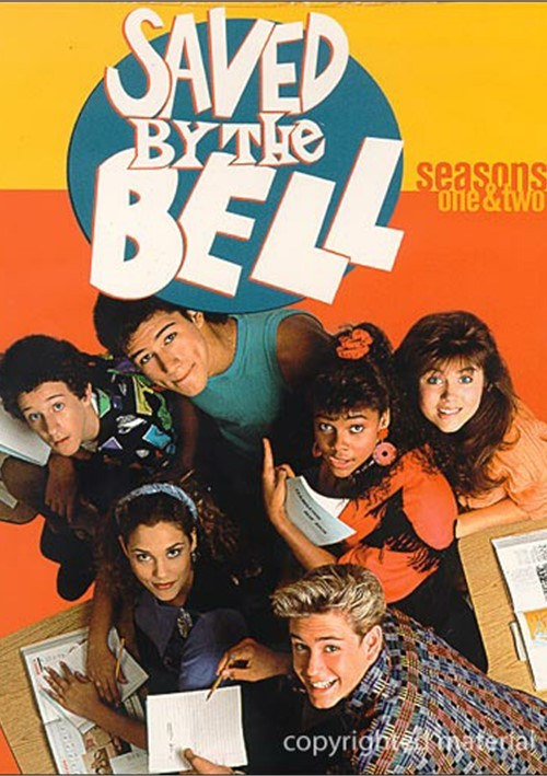 Saved By The Bell: Seasons One & Two