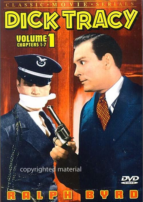 Dick Tracy: Movie Serials - Volume 1 (Alpha)