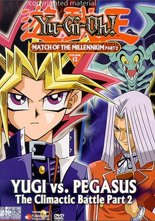 Yu-Gi-Oh! 13: Match Of The Millennium - Part 2