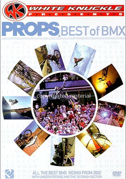 Props: Best Of 2002 BMX - White Knuckle Extreme