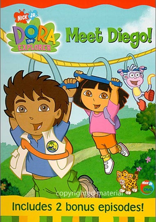 Dora The Explorer: Meet Diego!