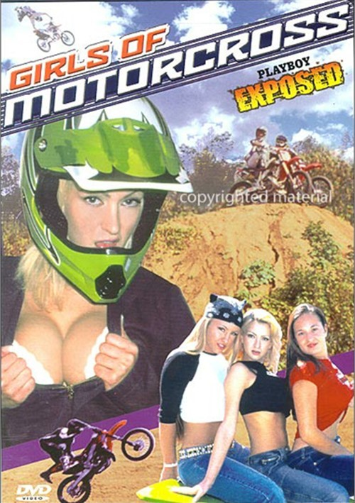 Playboy Exposed: Girls Of Motocross