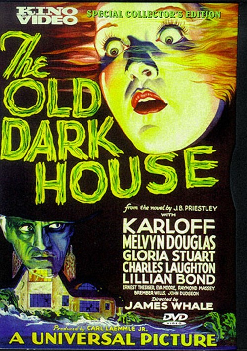 Old Dark House, The: Collectors Edition