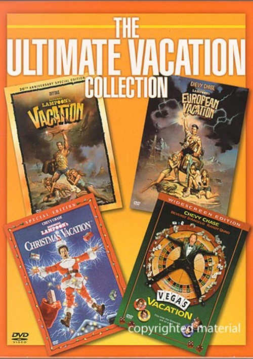 Ultimate Vacation Collection, The (DVD 1983)