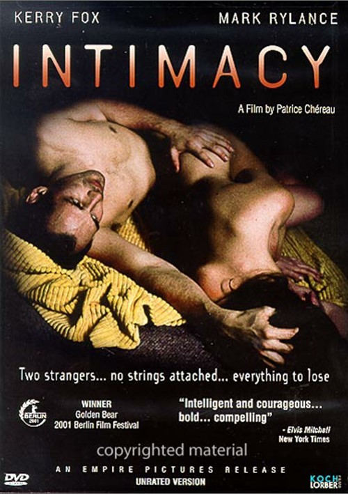 Intimacy: Unrated