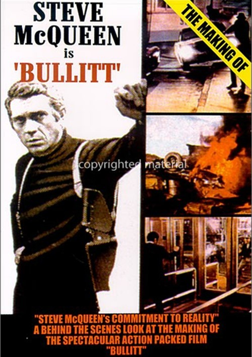 Making Of Bullitt, The