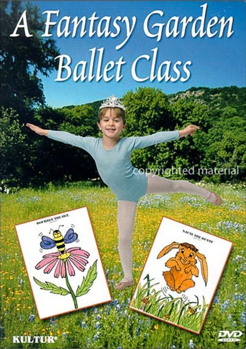 Fantasy Garden Ballet Class, A