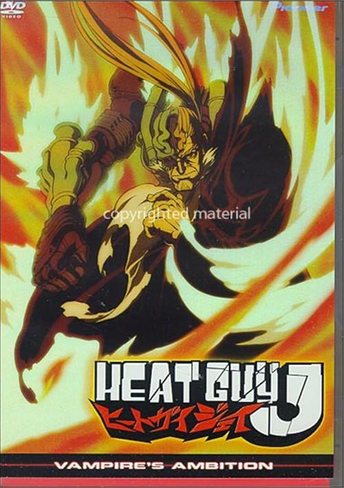 Heat Guy J: Vampires Ambition - Volume 2