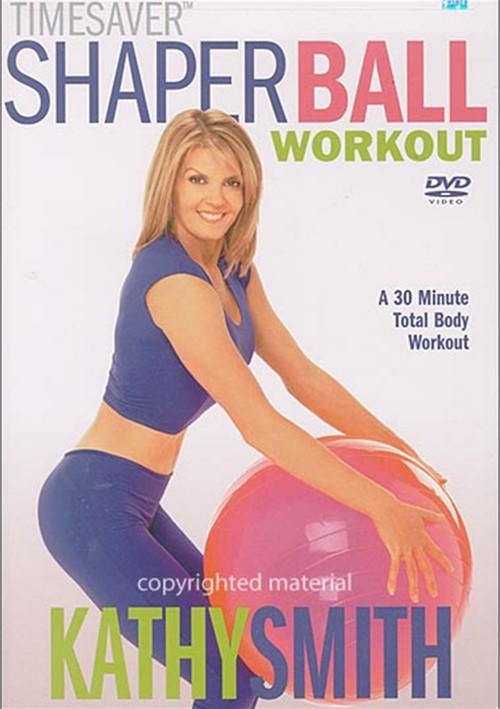 Kathy Smith: Shaper Ball Workout