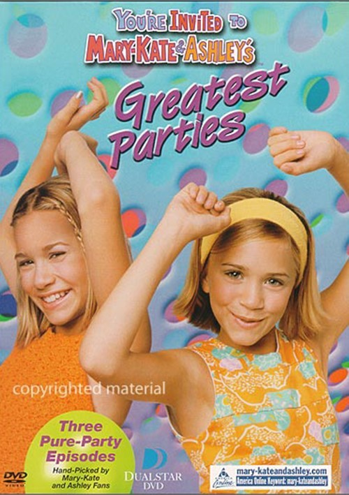 Youre Invited To Mary-Kate & Ashleys Greatest Parties