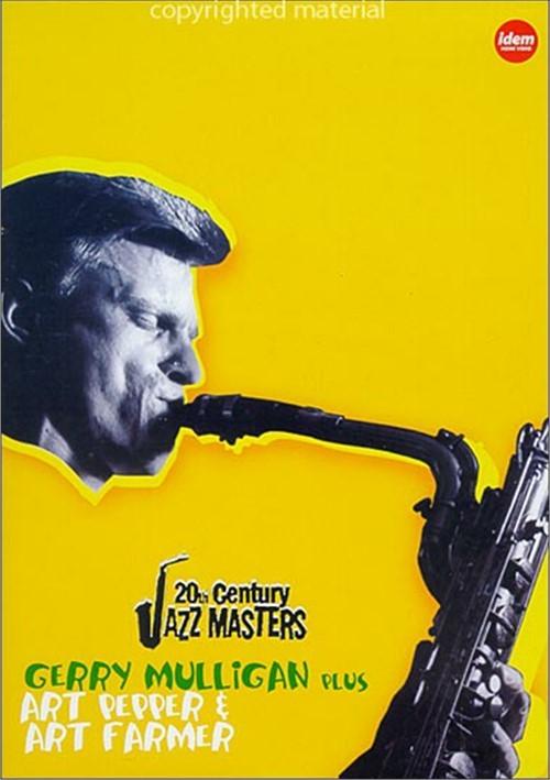 20th Century Jazz Masters: Gerry Mulligan, Art Pepper, & Art Farmer