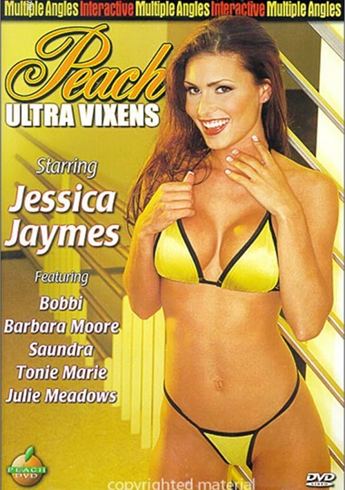 Peach Ultra Vixens: Jessica
