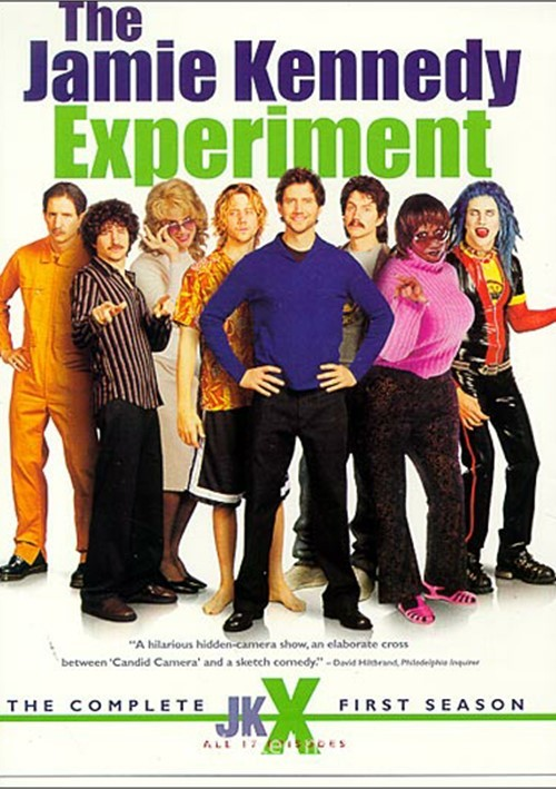 Jamie Kennedy Experiment, The: Season 1