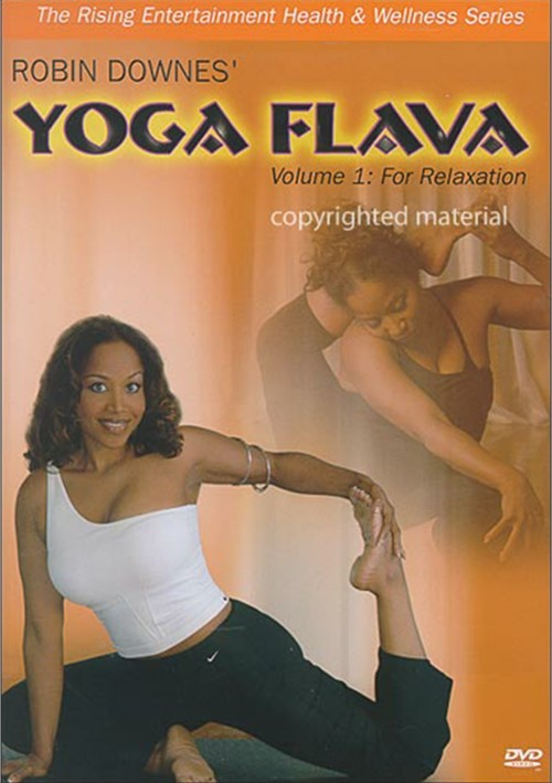 Robin Downes Yoga Flava Volume 1: For Relaxation