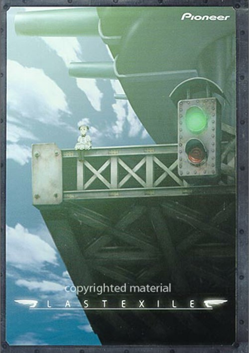 Last Exile: Volume 1 - First Move (Limited Collectors Box)