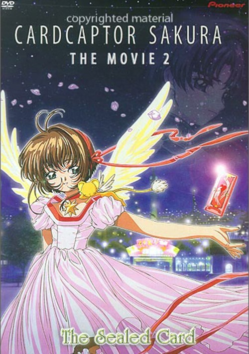 Cardcaptor Sakura: The Movie 2 - The Sealed Card