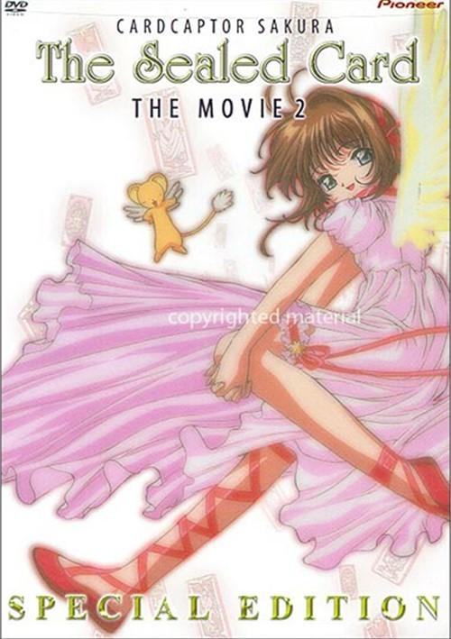 Cardcaptor Sakura: The Movie 2 - The Sealed Card: Special Edition