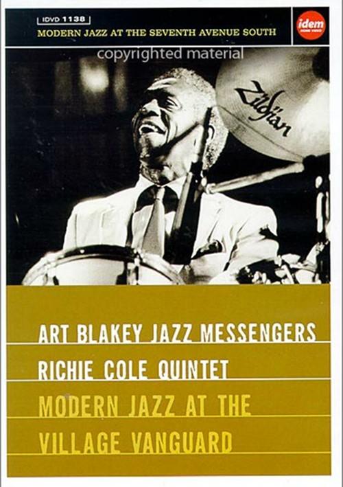 Art Blakey Jazz Messengers / Richie Cole Quintet: Modern Jazz At The Village Vanguard