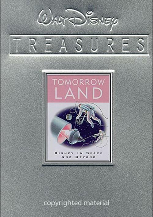 Tomorrow Land: Walt Disney Treasures Limited Edition Tin