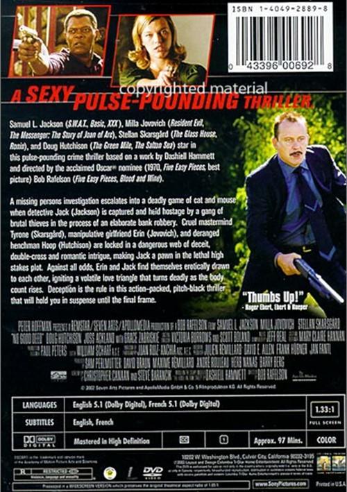 No Good Deed (DVD 2002) | DVD Empire