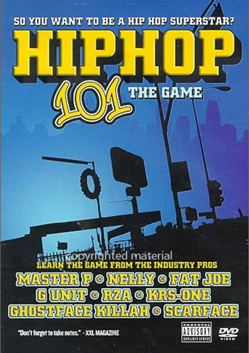 Hip Hop 101: The Game (Explicit)