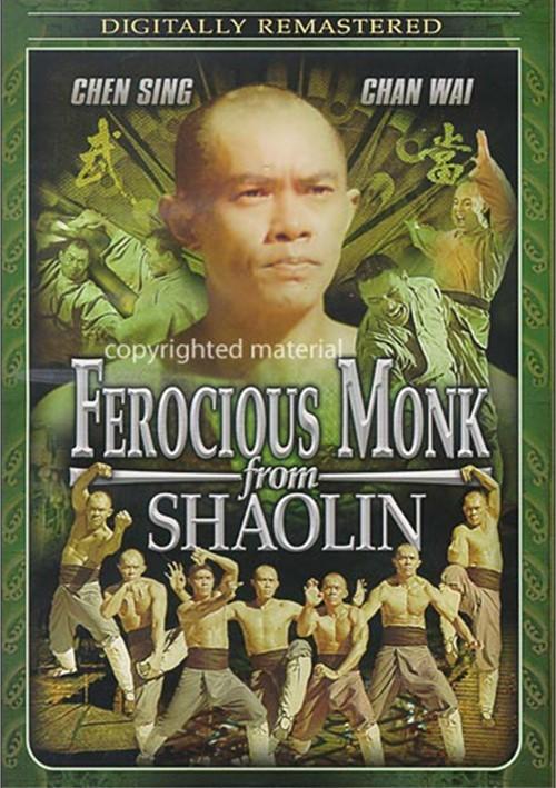 Ferocious Monk From Shaolin