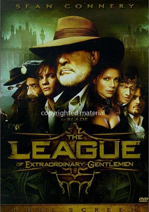 League Of Extraordinary Gentlemen (Fullscreen)