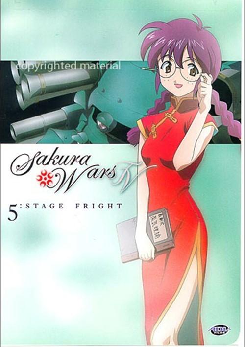 Sakura Wars TV 5: Stage Fright