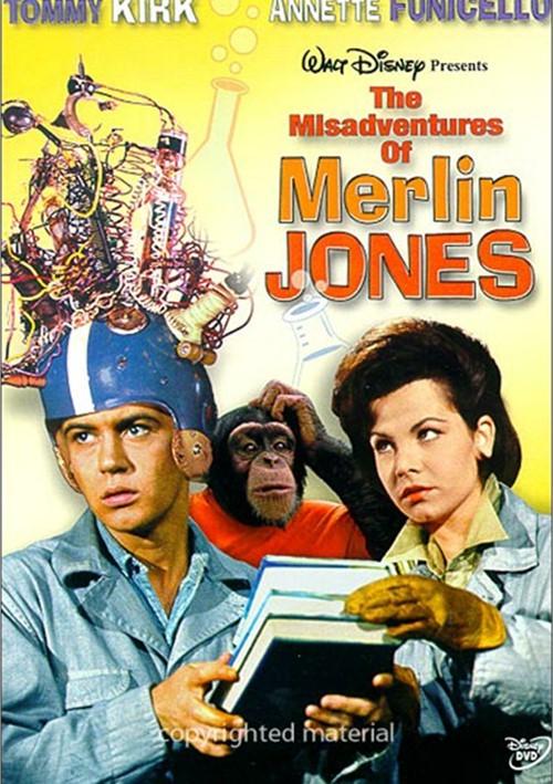 Misadventures Of Merlin Jones, The