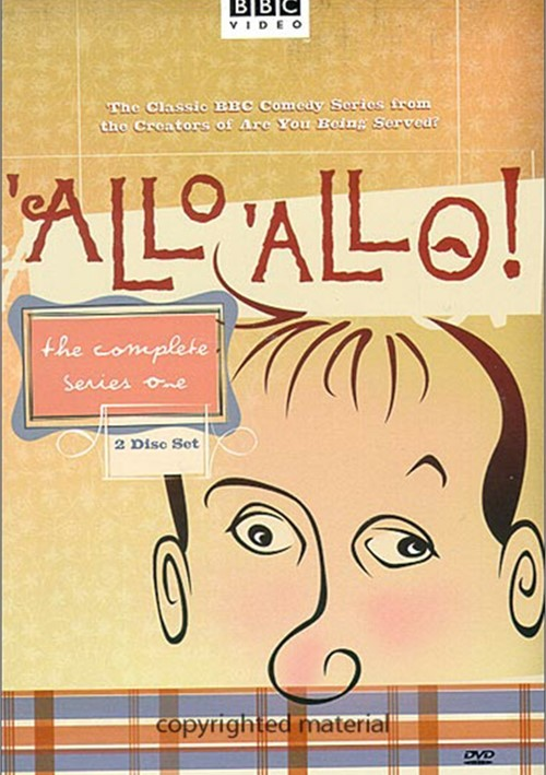 Allo Allo!: Complete Series One