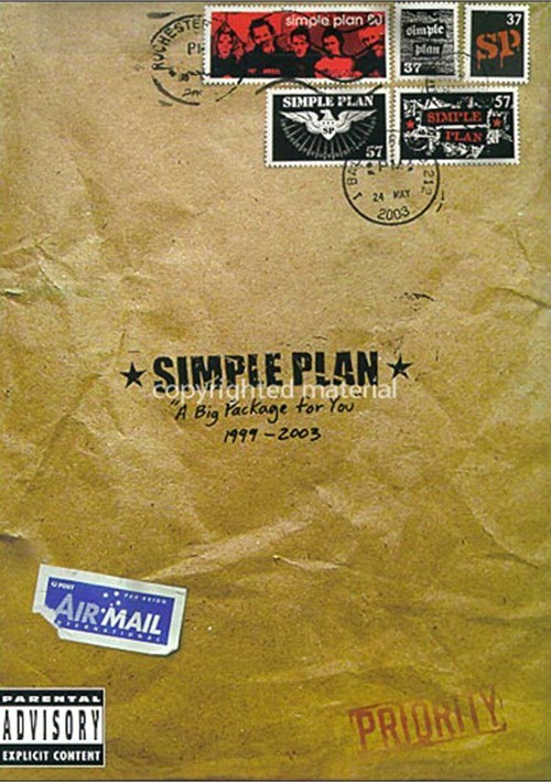 Simple Plan: A Big Package For You (Explicit)